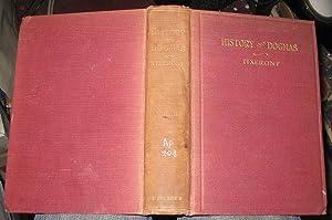 History of Dogmas: J. Tixeront