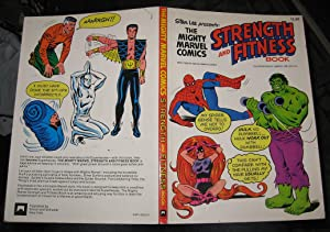 Stan Lee Presents: The Mighty Marvel Comics Strength and Fitness Book