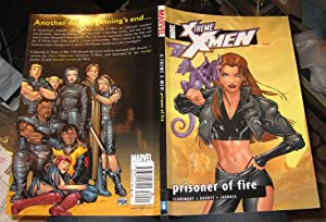 X-Treme X-Men - Volume 8: Prisoner of Fire