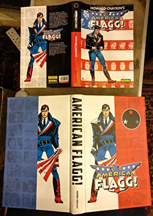 American Flagg! (Spanish Edition)