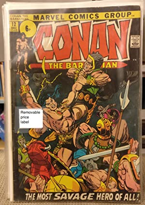 Conan the Barbarian: The Dweller in the Dark