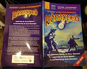 Robert Louis Stevenson's Kidnapped -- The Graphic Novel