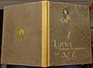 Lyrics Pathetic and Humourous from A to: Edmund Dulac
