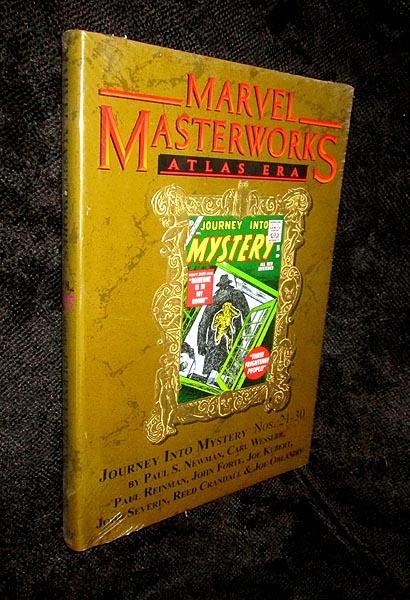 Marvel Masterworks Atlas Era: Journey Into Mystery, Nos. 21 - 30 - Paul S. Newman -et al