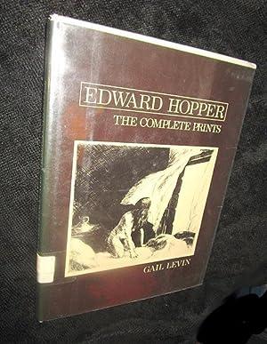 Edward Hopper: The Complete Prints: Levin, Gail