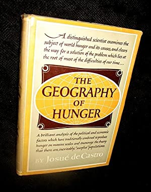 The Geography of Hunger: de Castro, Josue