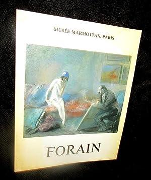 Jean-Louis Forain: 1852 - 1931