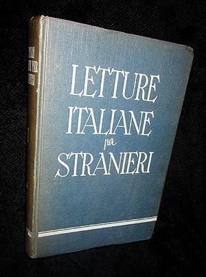 Letture Italiane Per Stranieri: Volume Primo: Bormioli, Mario and