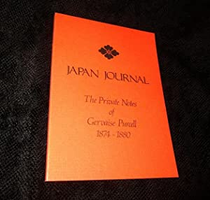 Japan Journal: The Privates Notes of Gervaise Purcell, 1874 - 1880