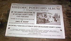 Historic Postcard Album of Allegany County, Maryland