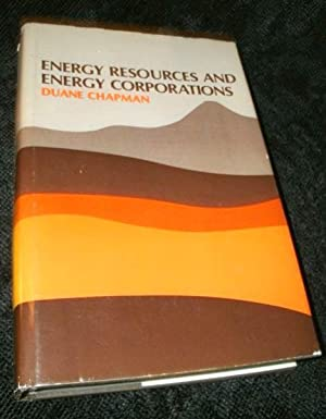 Energy Resources and Energy Corporations