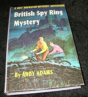 British Spy Ring Mystery: a Biff Brewster Adventure