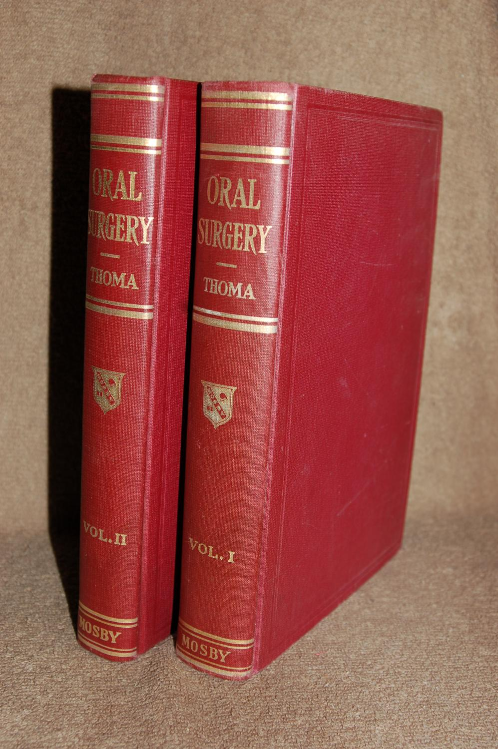Oral Surgery (Two Volumes)
