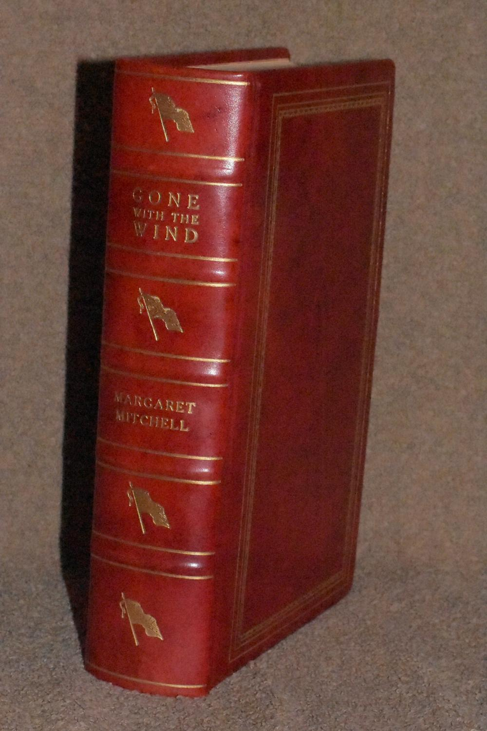 Gone With the Wind Margaret Mitchell Near Fine Hardcover
