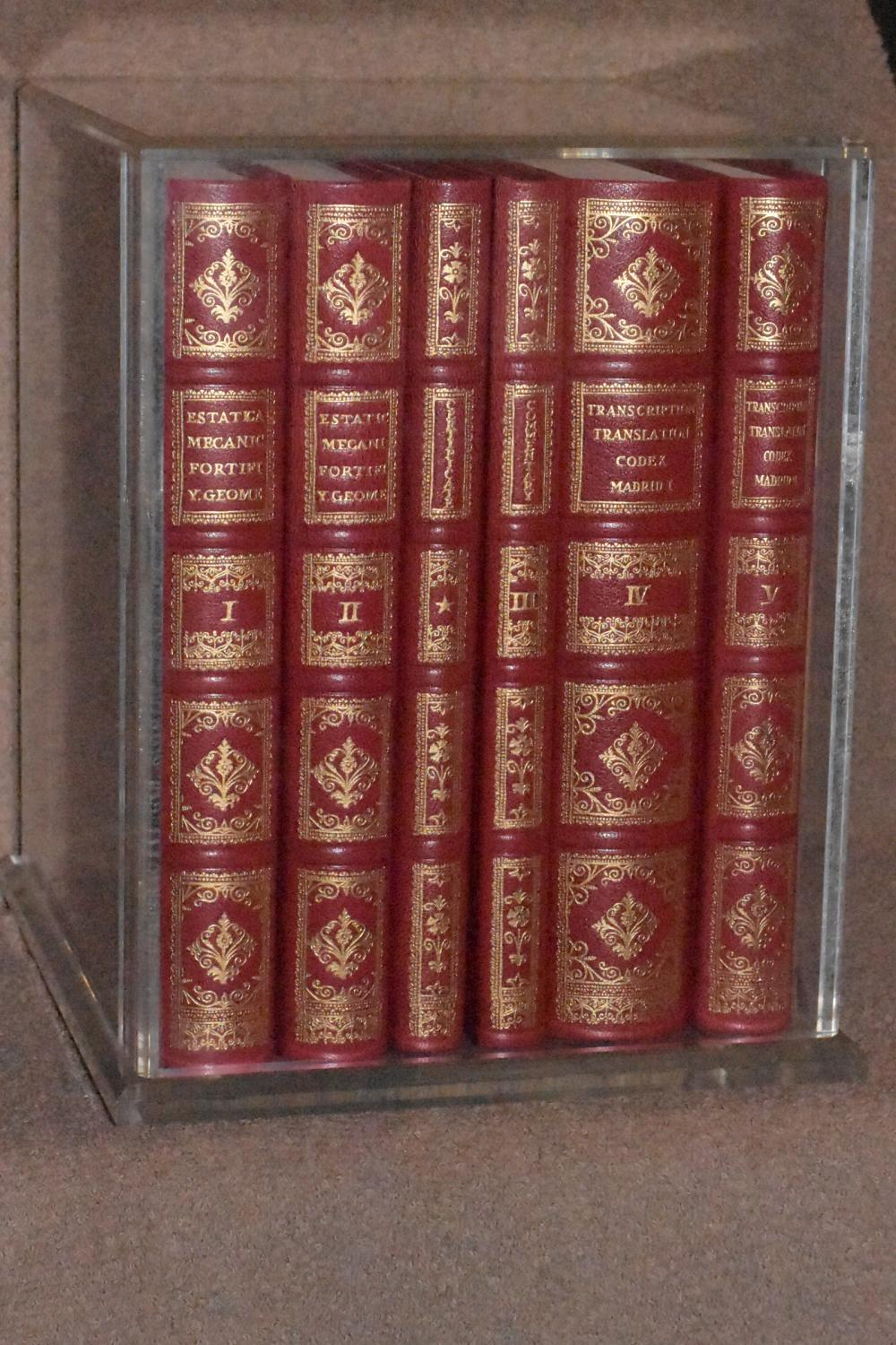 The Madrid Codices, 6 Volume Set with