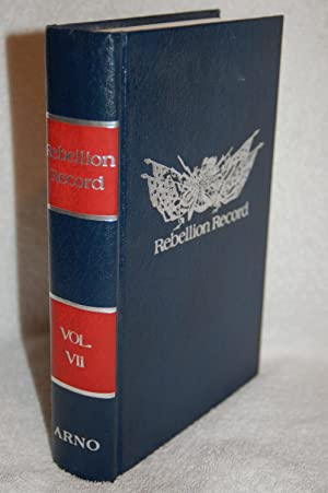 The Rebellion Record; A Diary of American Events; Volume VII: Frank Moore, Ed