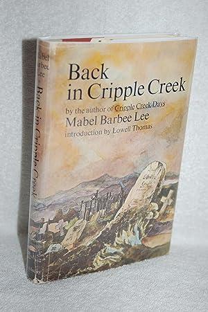 Back in Cripple Creek: Mabel Barbee Lee