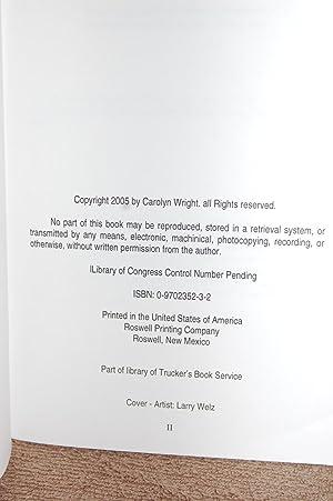 Wampus Cat: Carolyn Wright