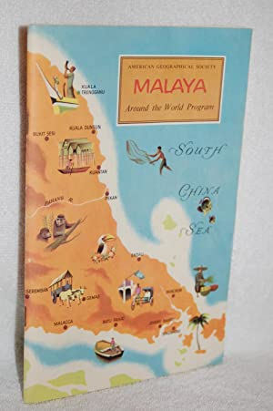 American Geographical Society; Around the World Program; Malaya