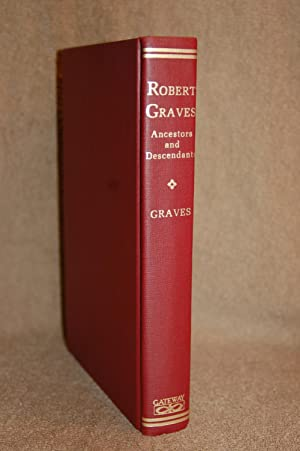 Robert Graves; Ancestors and Descendants: Kenneth Vance Graves