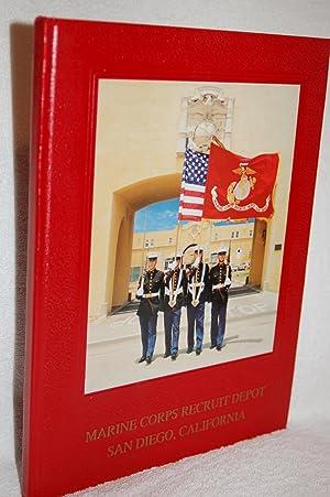 Marine Corps Recruit Depot San Diego, California: USMC