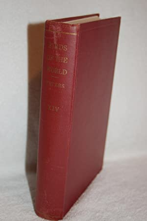 Check-List of Birds of the World; A Continuation of the Work of James L. Peters; Volume XIV: ...