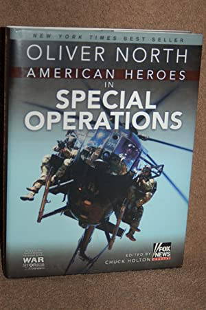 American Heroes In Special Operations: Oliver North