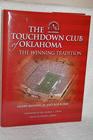 The Touchdown Club of Oklahoma; The Winning: Henry Browne, Jr.,