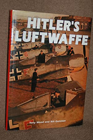 Hitler's Luftwaffe: Tony Wood and