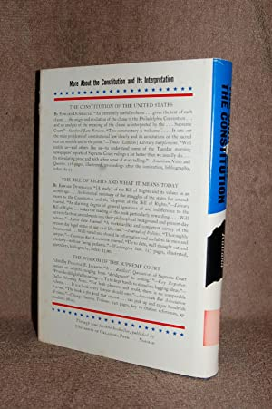 The Ordeal of the Constitution; the Antifederalists and the Ratification Struggle of 1787-1788: ...