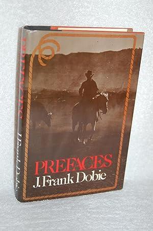 Prefaces: J. Frank Dobie