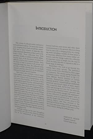 Gordon R. Sullivan; The Collected Works of the Thirty-second Chief of Staff, United States Army, ...