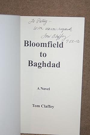 Bloomfield to Baghdad: Tom Claffey
