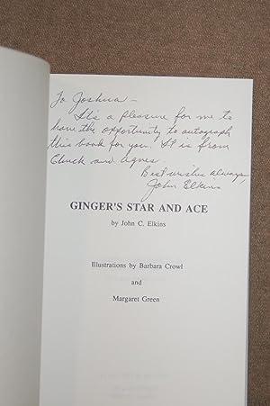 Ginger's Star and Ace: John C. Elkins