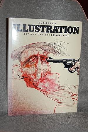 European Illustration1979/80; The Sixth Annual: Edward Booth-Clibborn, Editor