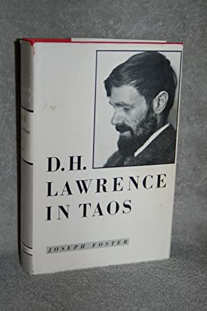D.H. Lawrence in Taos: Joseph Foster