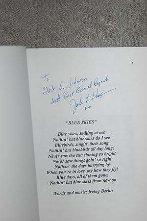 """Blue Skies; The Further Adventures of Nathan """"Bill"""" Morris: Annette Morris Lerner, Jack L..."""