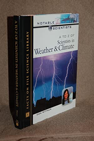 A to Z of Scientists in Weather & Climate