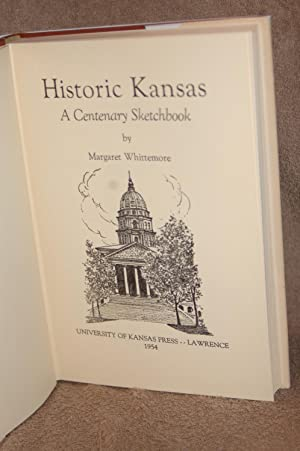 Historic Kansas; A Centenary Sketchbook: Margaret Whittemore