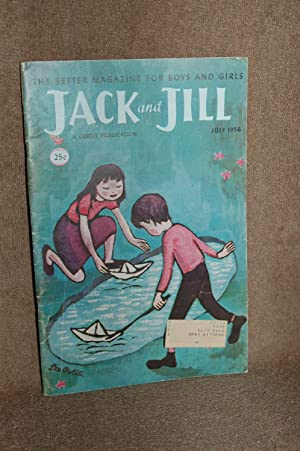 Jack and Jill Magazine; July1956, Volume 18,: Ada Campbell Rose,
