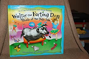 Walter the Farting Dog; Trouble at the Yard Sale