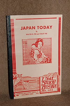 Japan Today; Unit Study Book No. 603