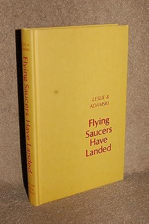 Flying Saucers Have Landed: Desmond Leslie, George