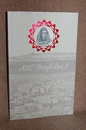 ASC Profiles #1; St. Maria De Mattias;: Michele Colagiovanni