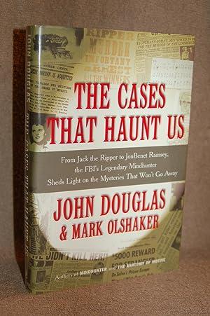 The Cases That Haunt Us; From Jack: John Douglas, Mark