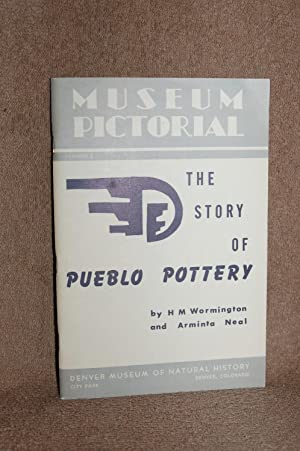 The Story of Pueblo Pottery: H.M. Wormington, Arminta