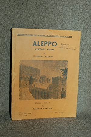 Aleppo Visitors' Guide 1953