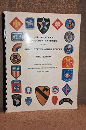 U.S. Military Shoulder Patches of the United: Jack Britton, George