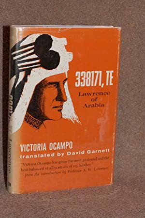 338171, TE; Lawrence of Arabia