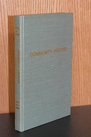 Community History Zearing Iowa 1854 to 1956